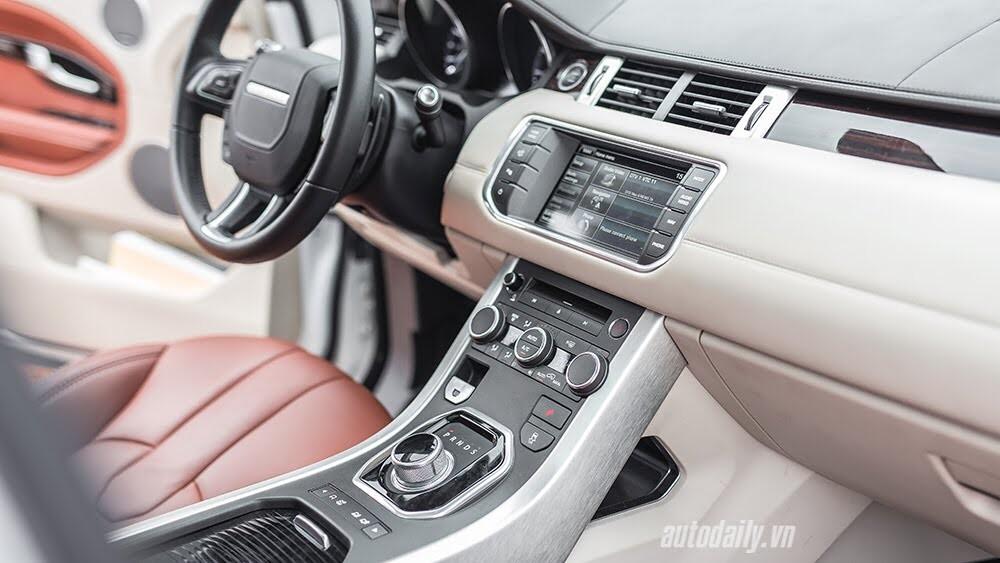 """Một ngày """"thử"""" khả năng địa hình của Range Rover Evoque - Hình 3"""