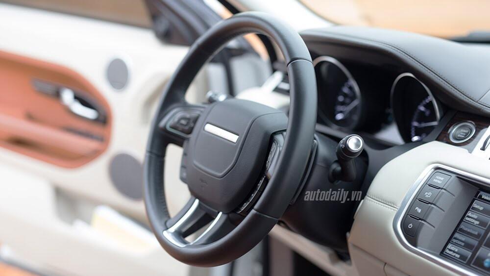 """Một ngày """"thử"""" khả năng địa hình của Range Rover Evoque - Hình 4"""