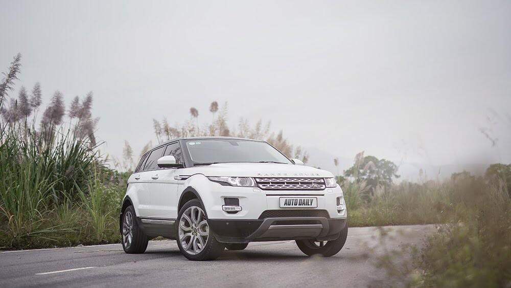 """Một ngày """"thử"""" khả năng địa hình của Range Rover Evoque - Hình 6"""