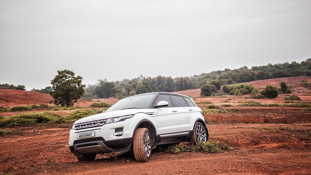 """Một ngày """"thử"""" khả năng địa hình của Range Rover Evoque - Hình 9"""