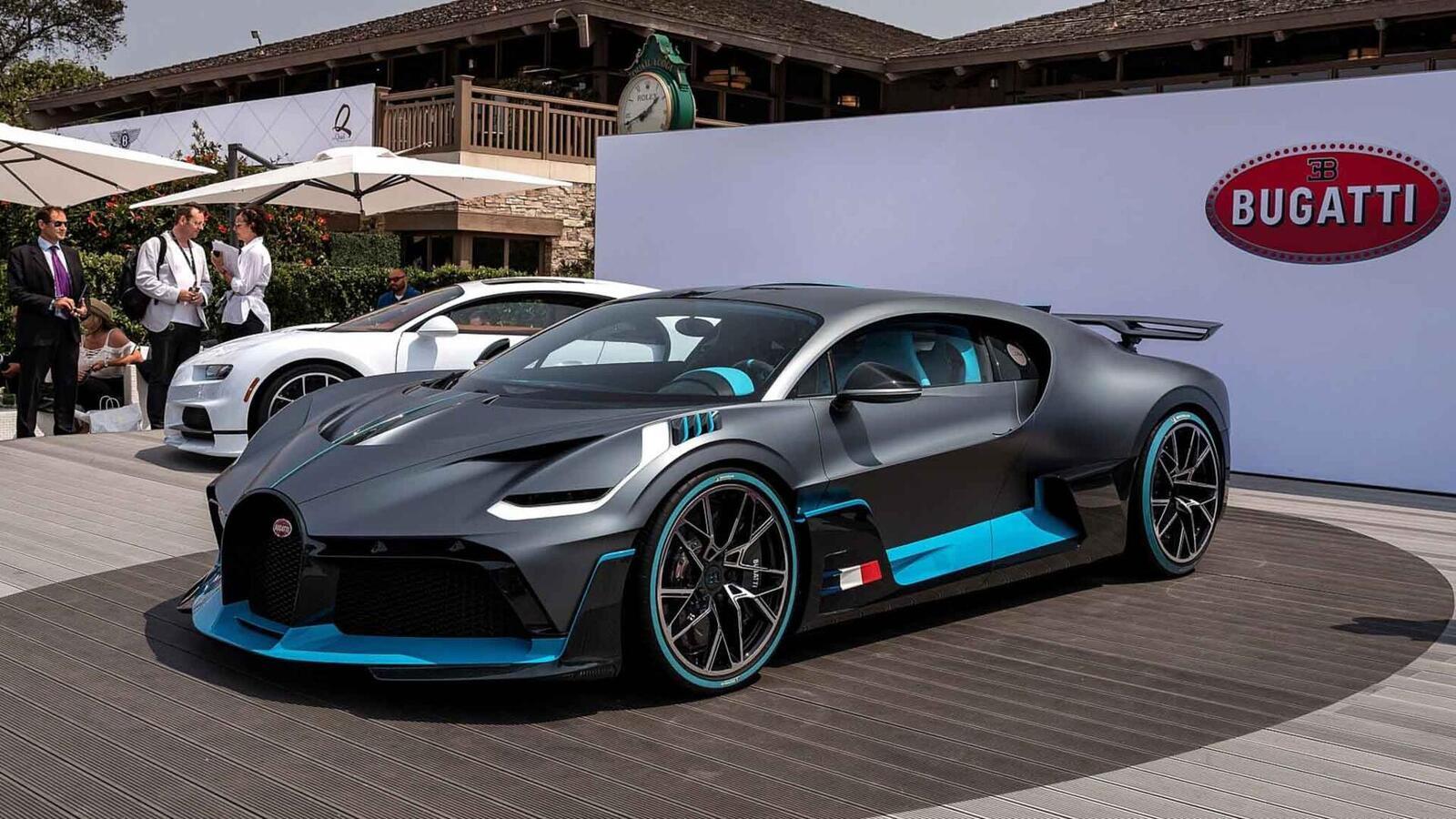 Một trong 40 chiếc Bugatti Divo đang được bán với giá 7,5 triệu USD (hơn 173 tỷ đồng) - Hình 11