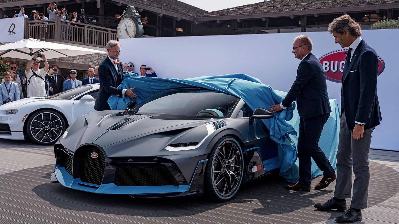 Một trong 40 chiếc Bugatti Divo đang được bán với giá 7,5 triệu USD (hơn 173 tỷ đồng) - Hình 5