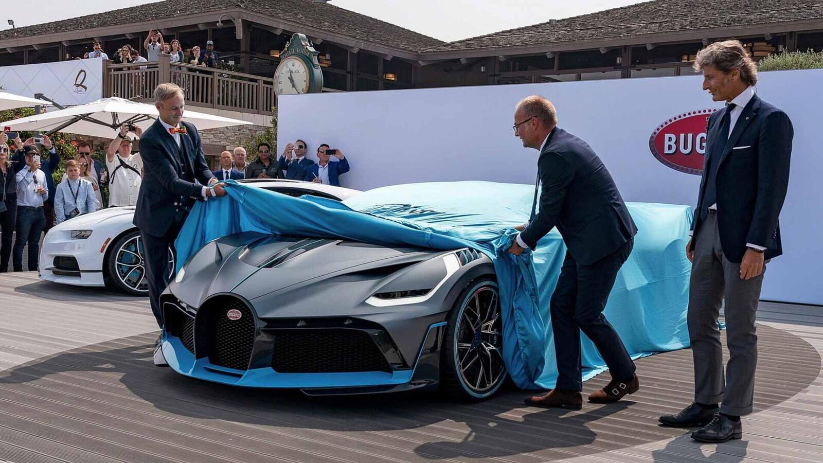 Một trong 40 chiếc Bugatti Divo đang được bán với giá 7,5 triệu USD (hơn 173 tỷ đồng) - Hình 7