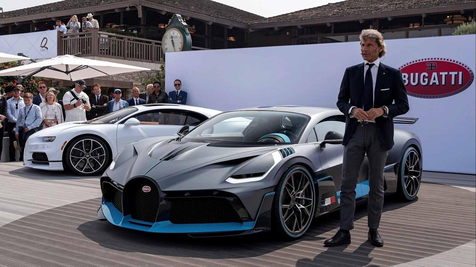 Một trong 40 chiếc Bugatti Divo đang được bán với giá 7,5 triệu USD (hơn 173 tỷ đồng) - Hình 9