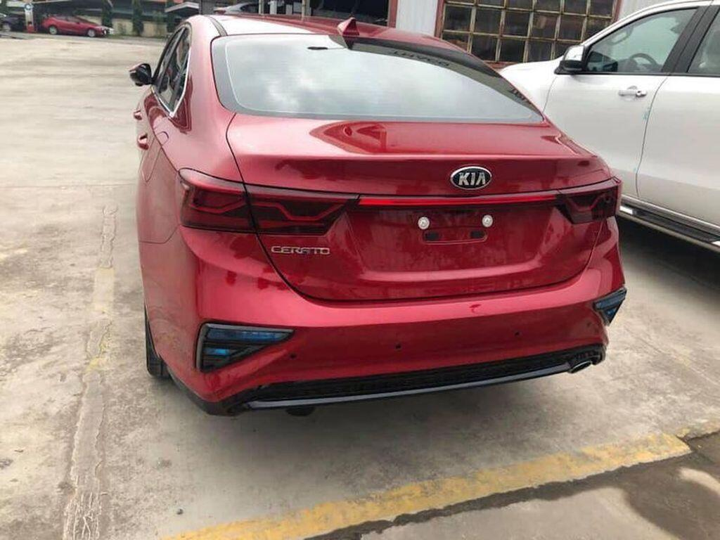 """Một tuần ra mắt với 1.000 đơn đặt hàng, Kia Cerato 2019 đang tạo nên cơn """"địa chấn"""" tại thị trường Việt - Hình 4"""