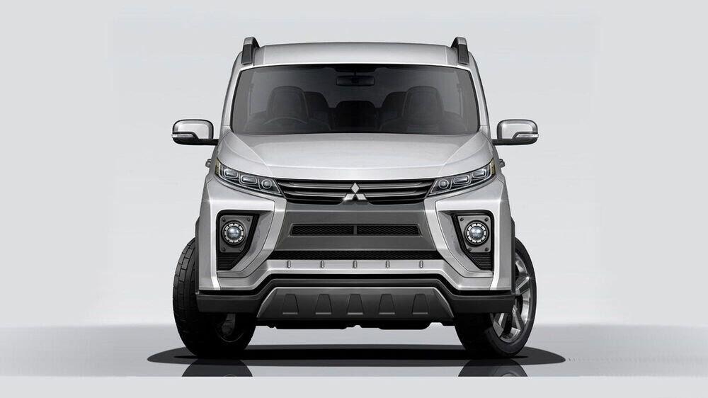 MPV Mitsubishi Xpander sẽ được đổi tên thành Delica khi đến Nhật Bản - Hình 2