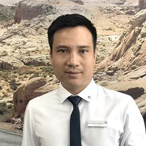 Mr. Đào Bình