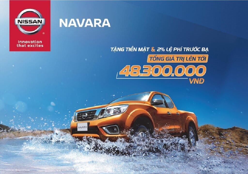 Mua Nissan Navara trong tháng 8, nhận ưu đãi gần 50 triệu đồng - Hình 2