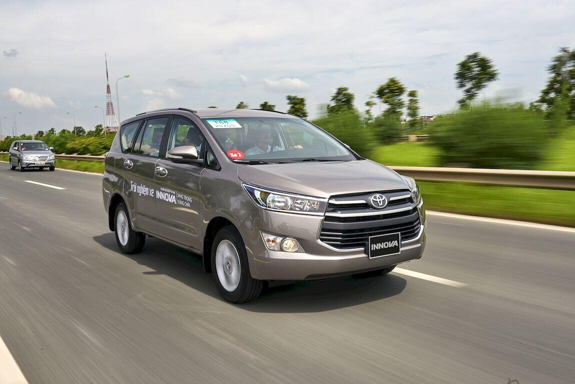 Mua Toyota Vios, Innova nhận quà tặng lên đến 30 triệu đồng trong tháng 9,10/2017 - Hình 3
