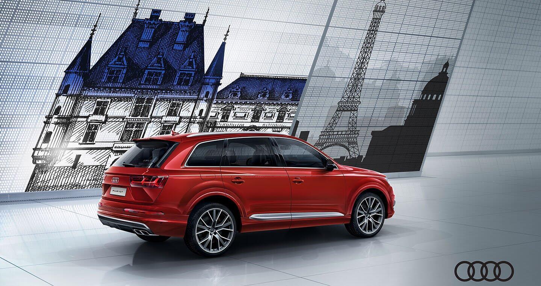 Mua xe Audi, khách Việt được mời đi du lịch Pháp - Hình 1