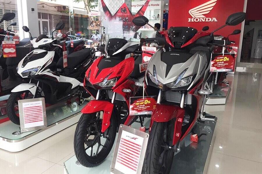 Kinh nghiệm chọn mua xe máy mới