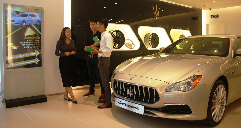 Mua xế sang Maserati Levante với lãi suất 0% - Hình 2
