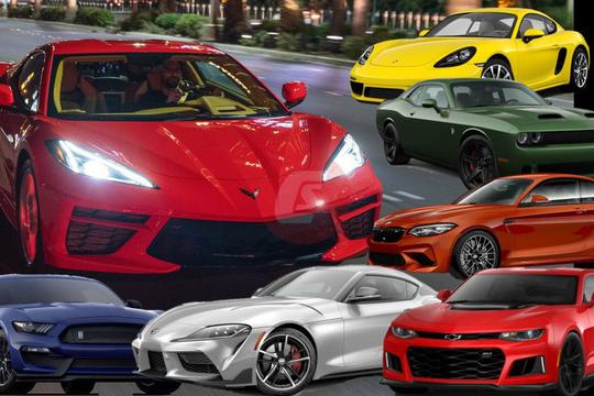 Nếu có ít tiền mà vẫn muốn mua xe thể thao sành điệu thì đây là 6 cái tên dành cho bạn