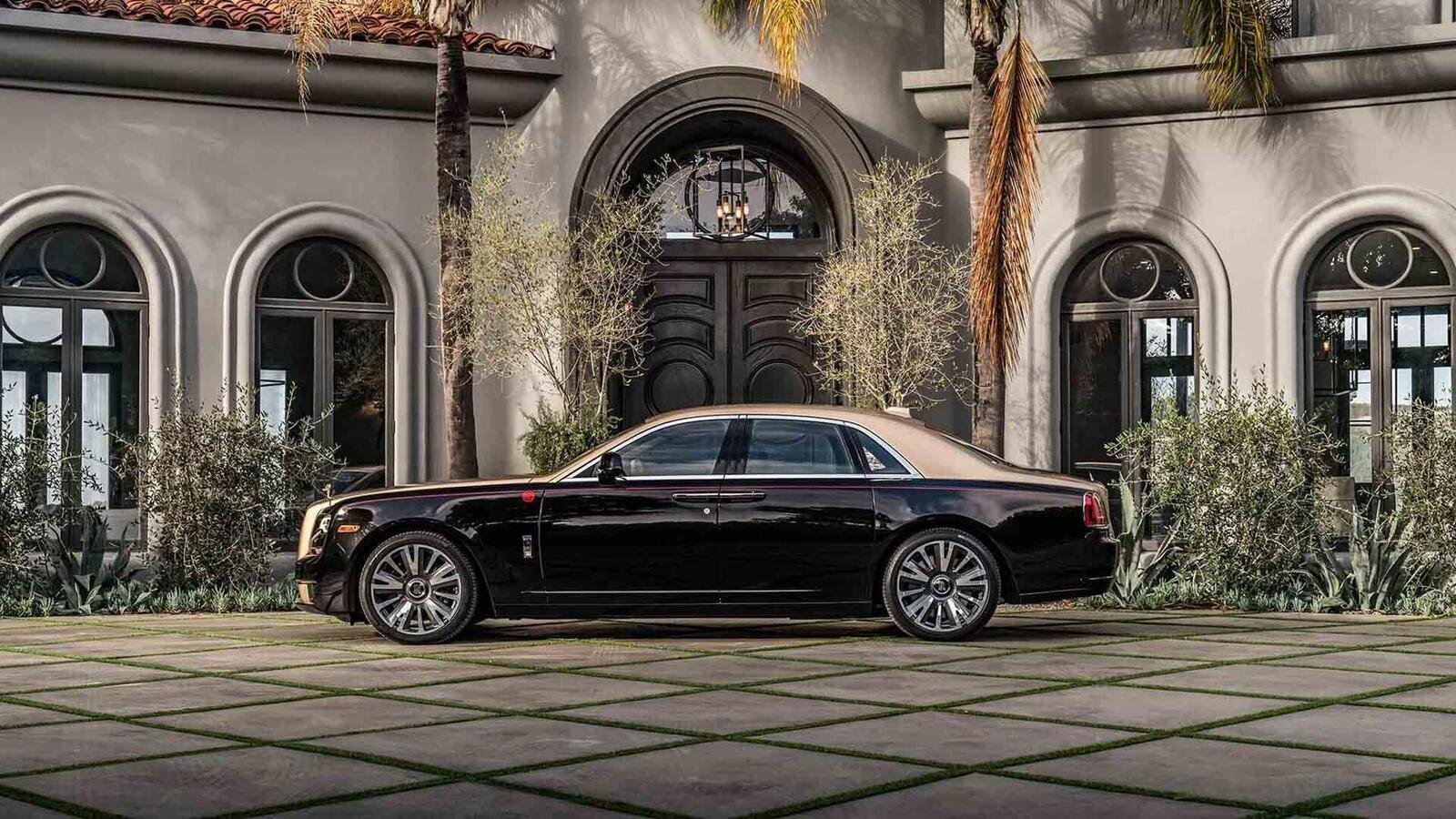Mừng năm Kỷ Hợi, Rolls-Royce giới thiệu Ghost, Wraith và Dawn phiên bản đặc biệt ''Year of the Pig'' - Hình 5