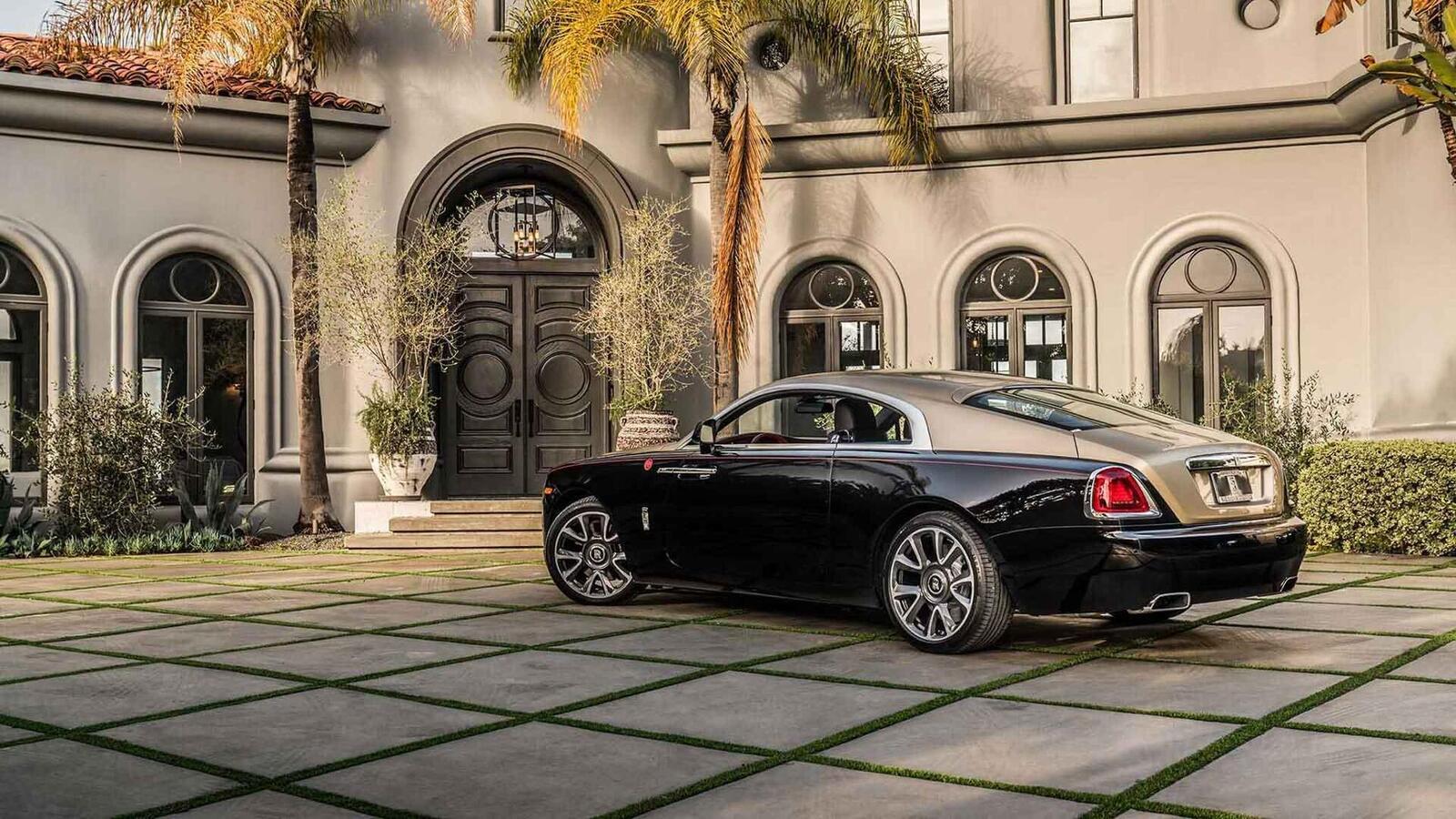 Mừng năm Kỷ Hợi, Rolls-Royce giới thiệu Ghost, Wraith và Dawn phiên bản đặc biệt ''Year of the Pig'' - Hình 6