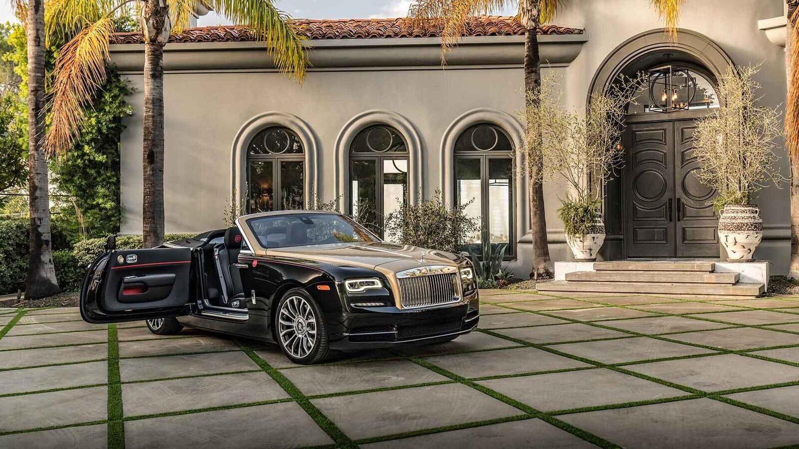 Mừng năm Kỷ Hợi, Rolls-Royce giới thiệu Ghost, Wraith và Dawn phiên bản đặc biệt ''Year of the Pig'' - Hình 7