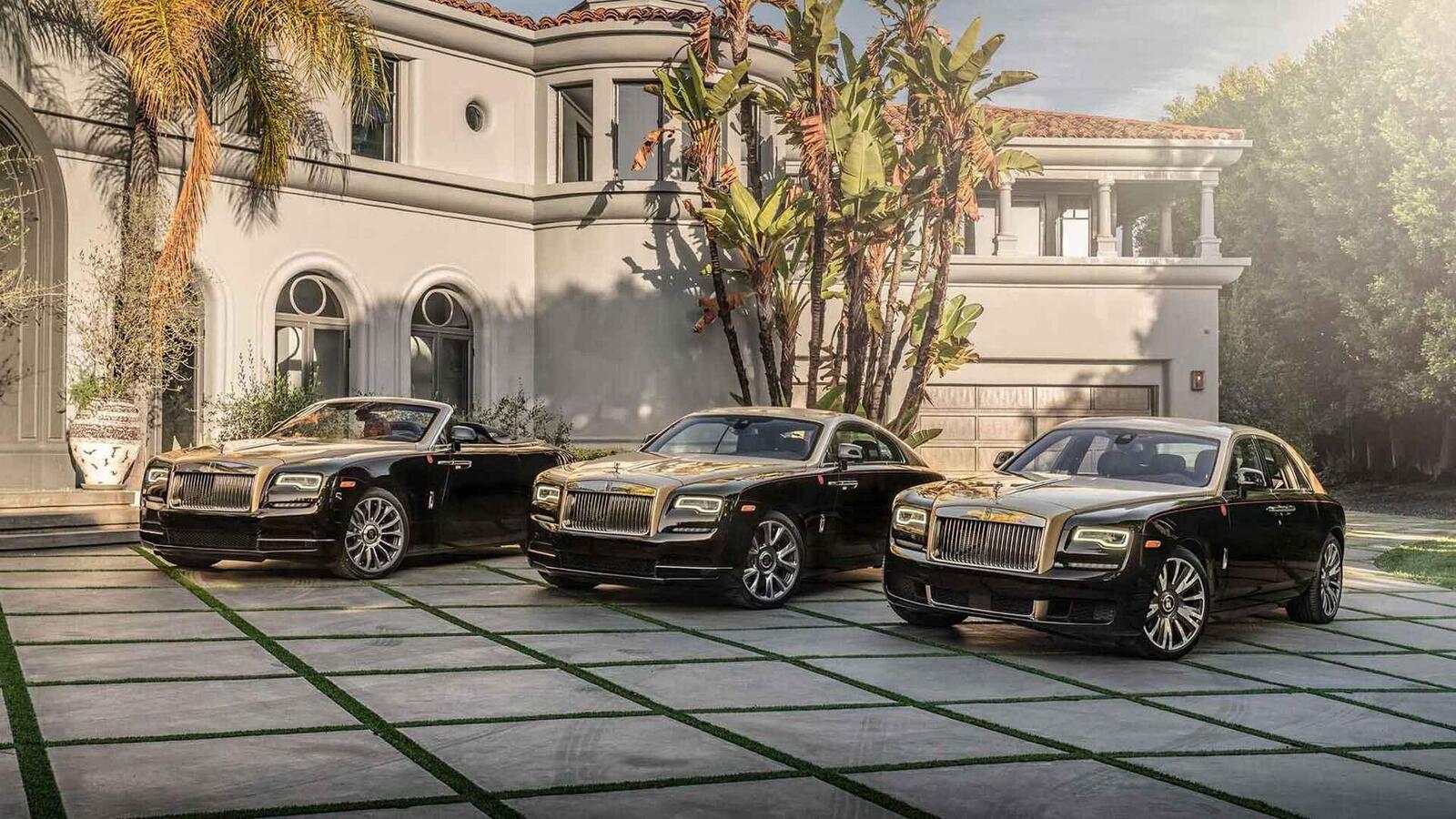 Mừng năm Kỷ Hợi, Rolls-Royce giới thiệu Ghost, Wraith và Dawn phiên bản đặc biệt ''Year of the Pig'' - Hình 9