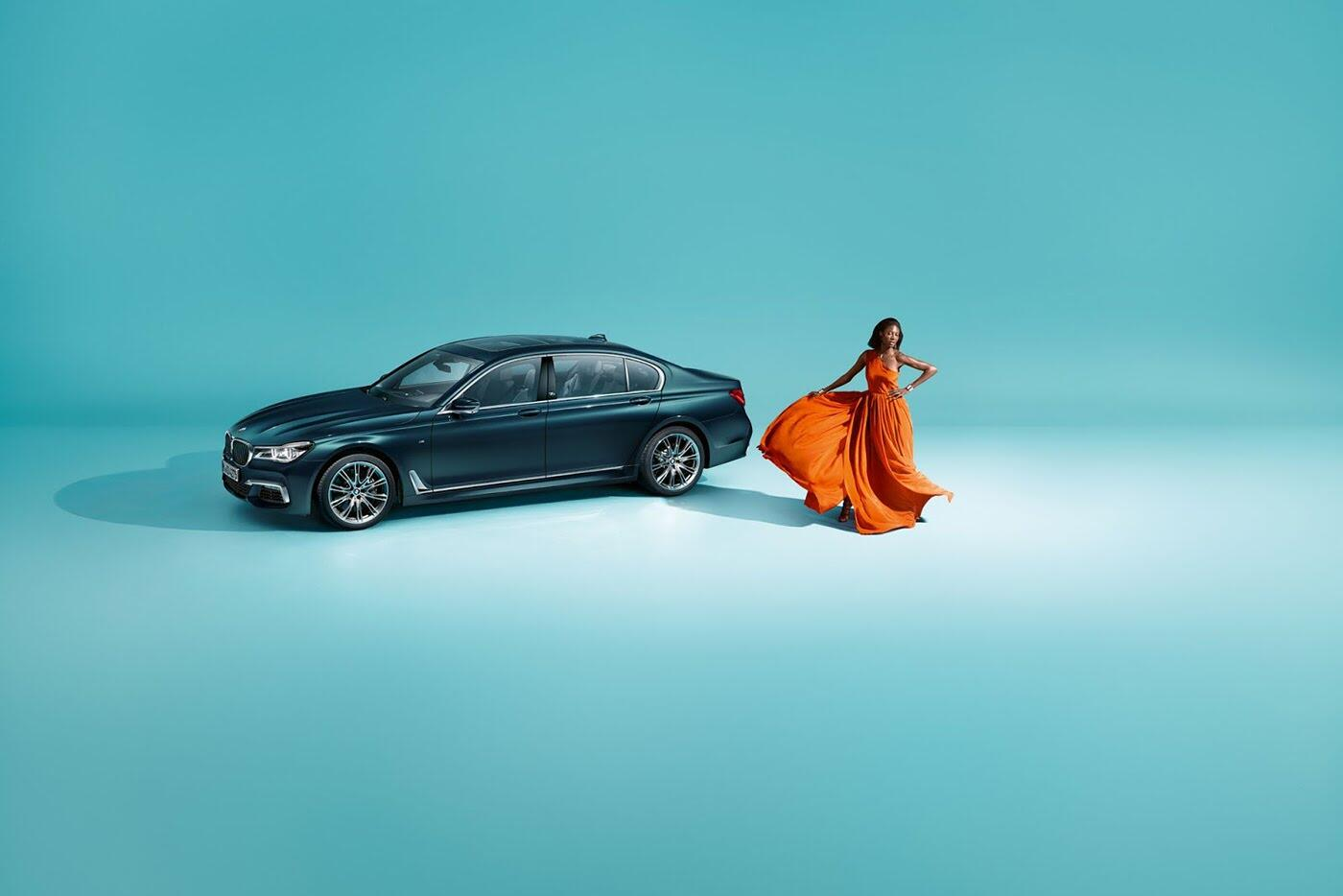 """""""Ngắm"""" BMW 7-Series bản """"độc"""" - Hình 2"""