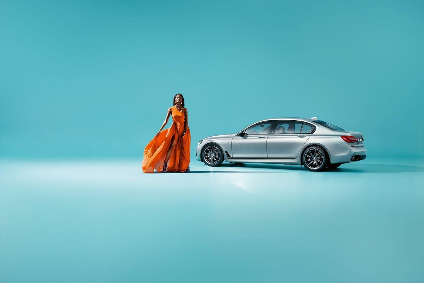 """""""Ngắm"""" BMW 7-Series bản """"độc"""" - Hình 4"""
