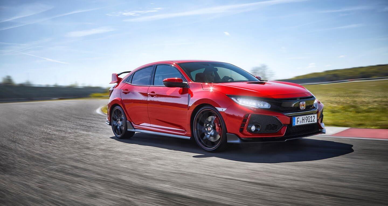 """""""Ngắm"""" Honda Civic Type R 2018 đẹp """"ngỡ ngàng"""" - Hình 1"""