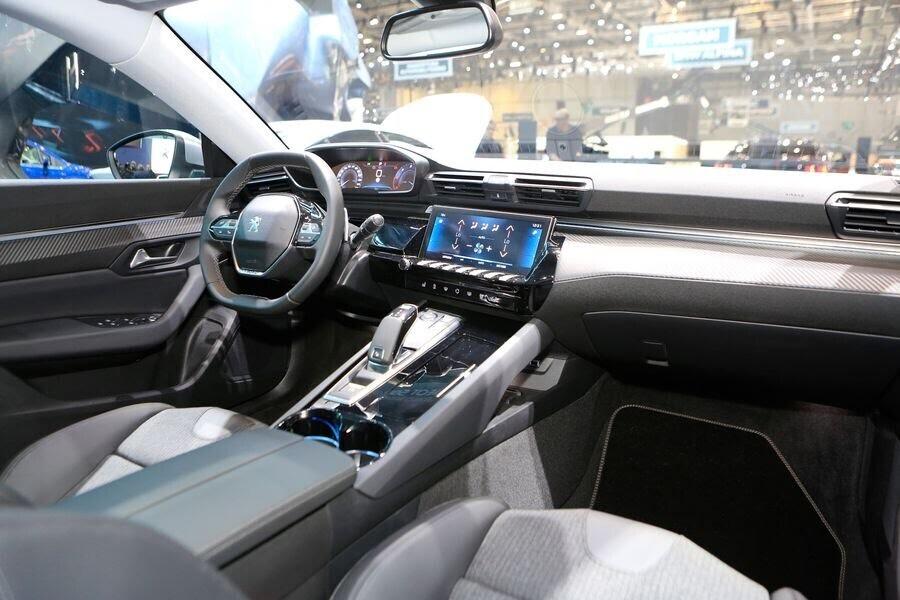 Ngắm tận mắt Peugeot 508 hoàn toàn mới tại Geneva 2018 - Hình 7