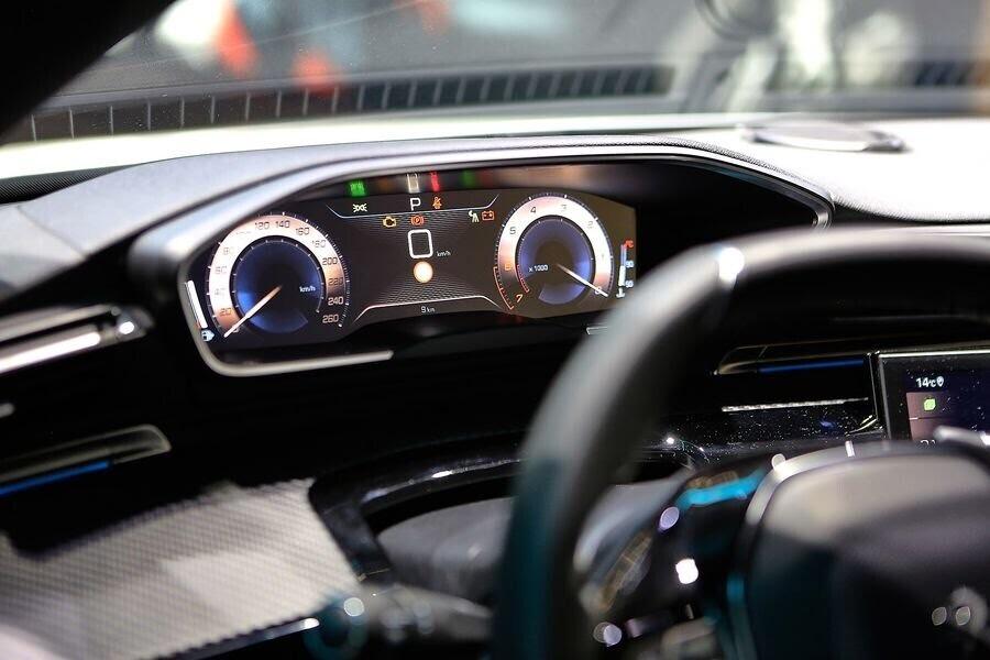 Ngắm tận mắt Peugeot 508 hoàn toàn mới tại Geneva 2018 - Hình 10