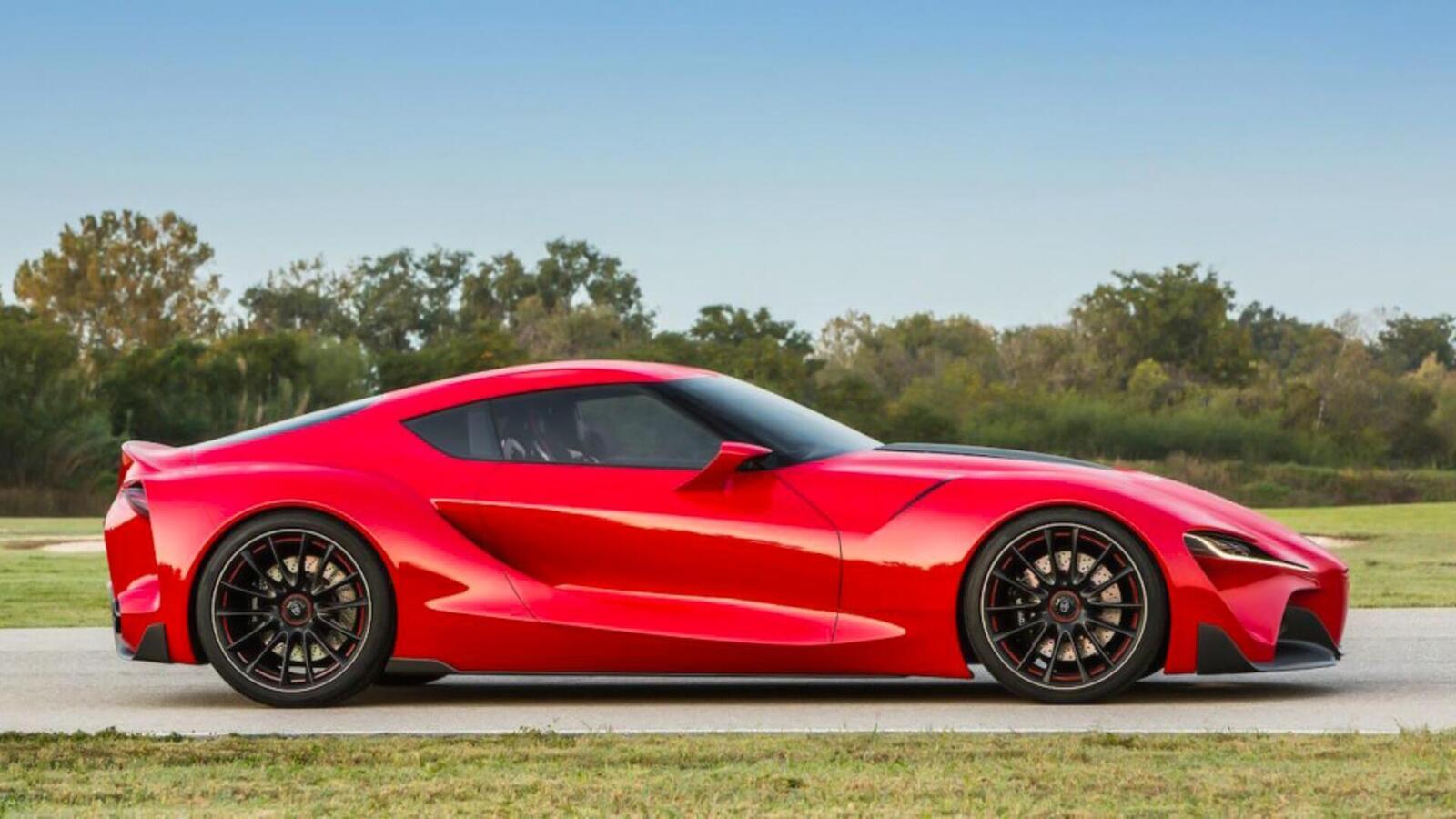 Ngoài đổi mới thiết kế trẻ trung Toyota sẽ phát triển nhiều xe thể thao hơn trong tương lai - Hình 4