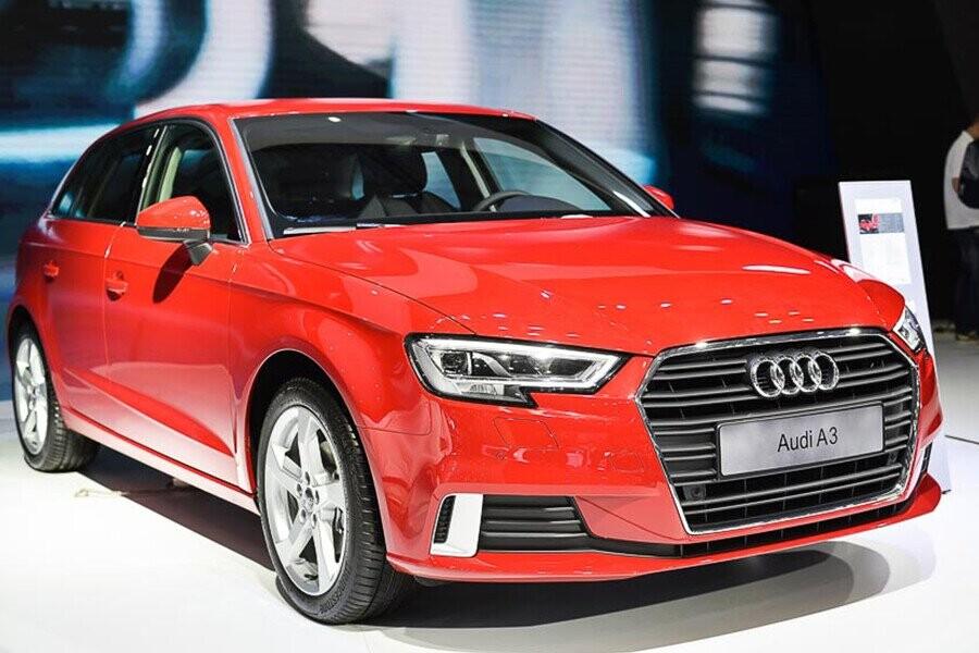 Audi A3 2019 vẫn toát ra được phong thái rắn rỏi