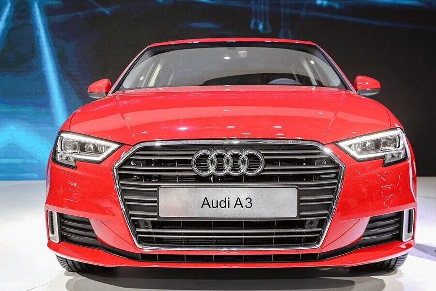 Audi A3 thiết kế tinh tế
