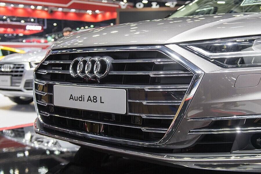 Ngoại thất Audi A8 - Hình 3