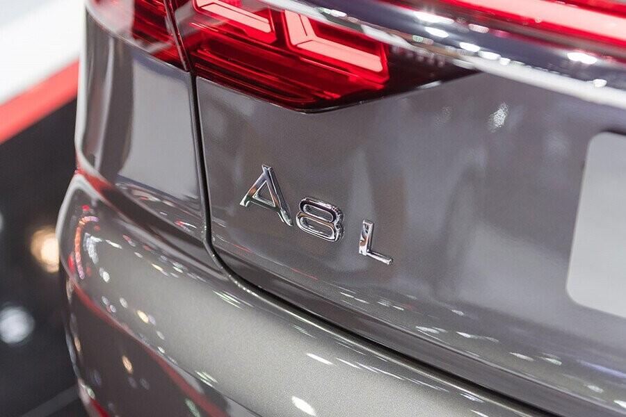 Ngoại thất Audi A8 - Hình 14