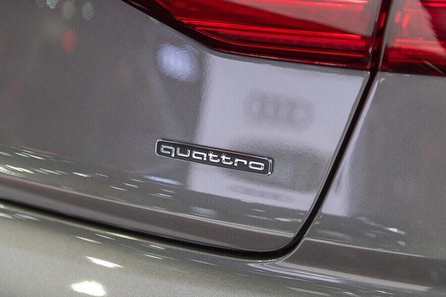 Ngoại thất Audi A8 - Hình 15