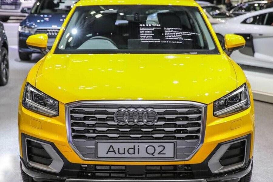 Ngoại thất Audi Q2 - Hình 1
