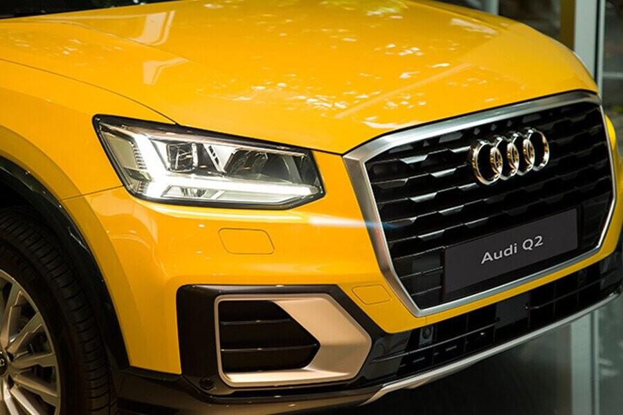 Ngoại thất Audi Q2 - Hình 2