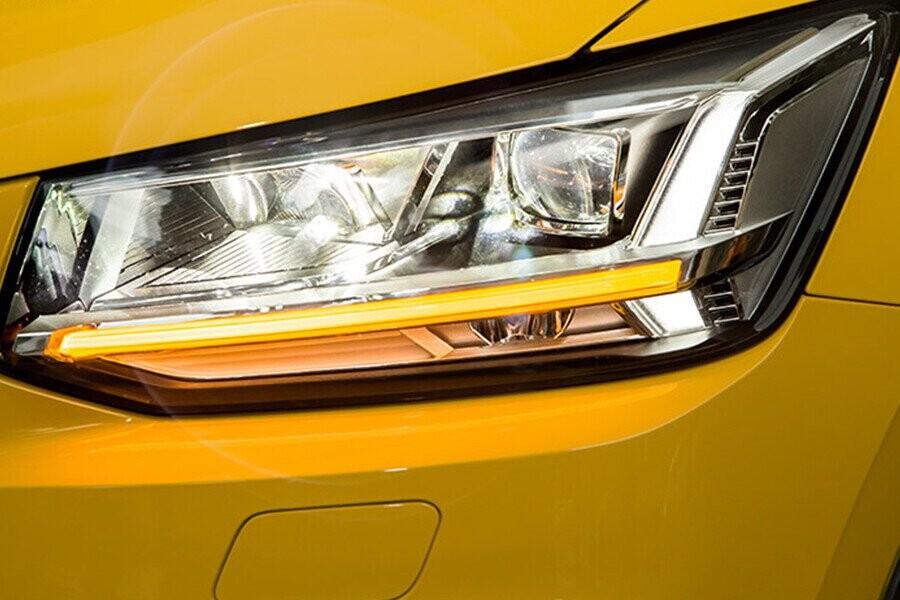 Ngoại thất Audi Q2 - Hình 3