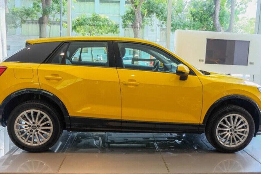 Ngoại thất Audi Q2 - Hình 4