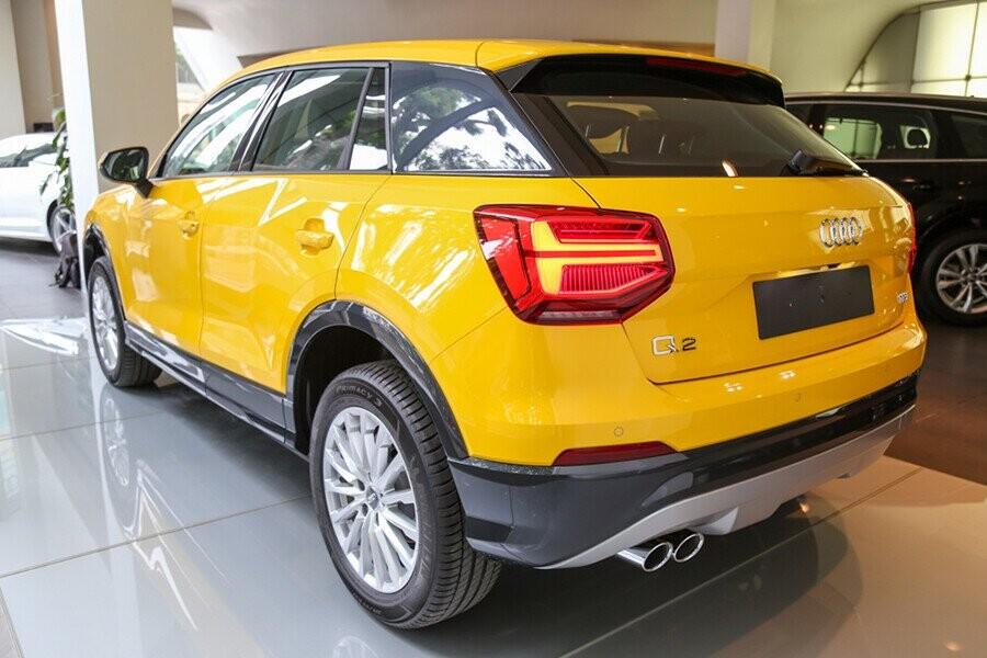 Ngoại thất Audi Q2 - Hình 7