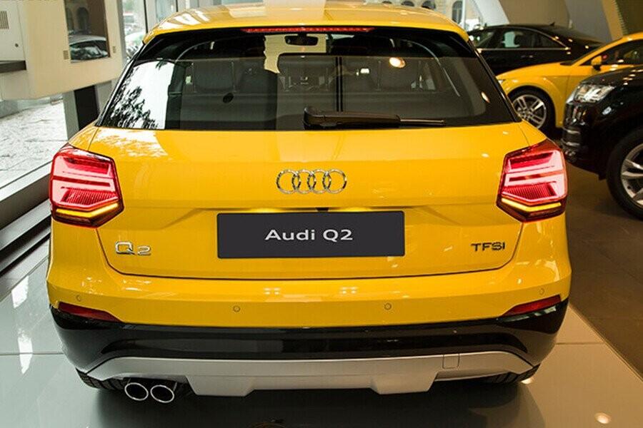 Ngoại thất Audi Q2 - Hình 6