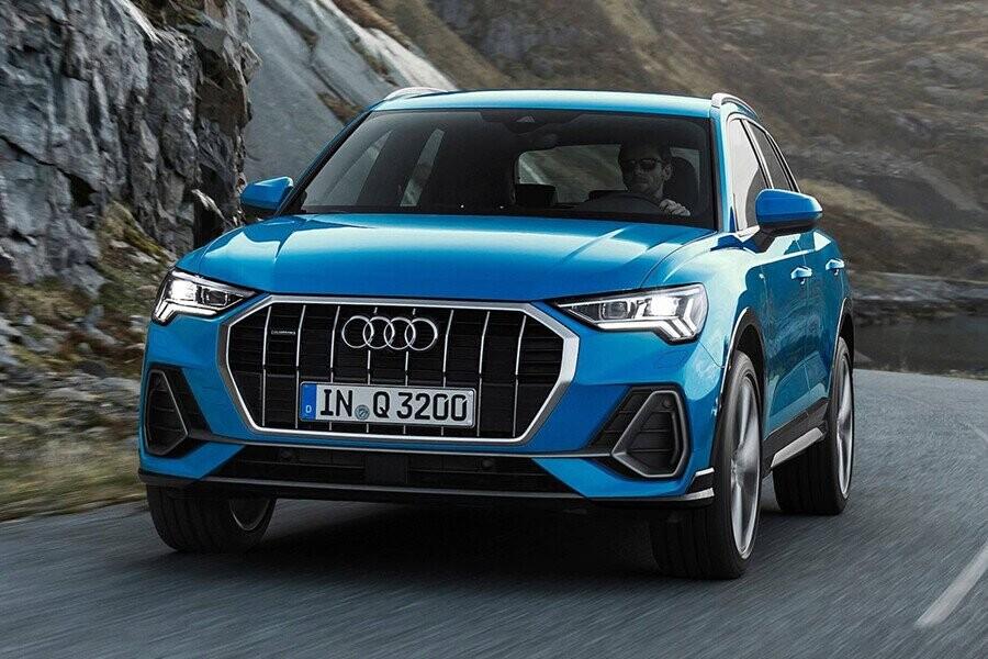 Ngoại Thất Audi Q3 - Hình 1