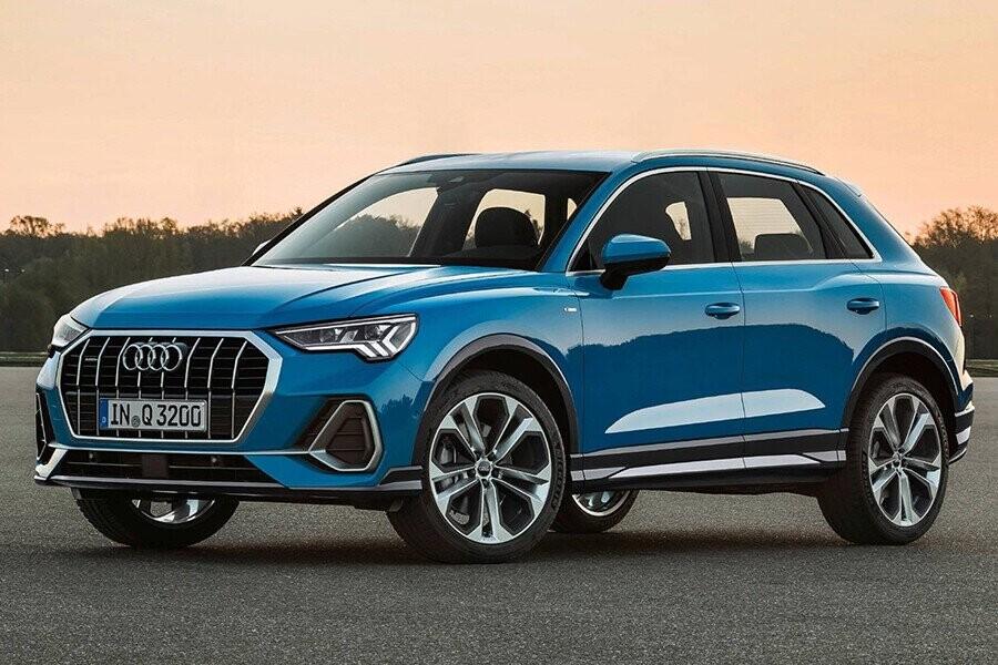 Ngoại Thất Audi Q3 - Hình 2