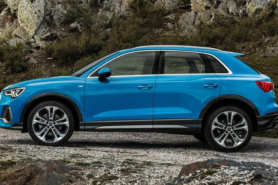Ngoại Thất Audi Q3 - Hình 3