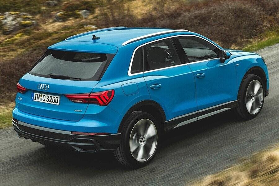 Ngoại Thất Audi Q3 - Hình 5