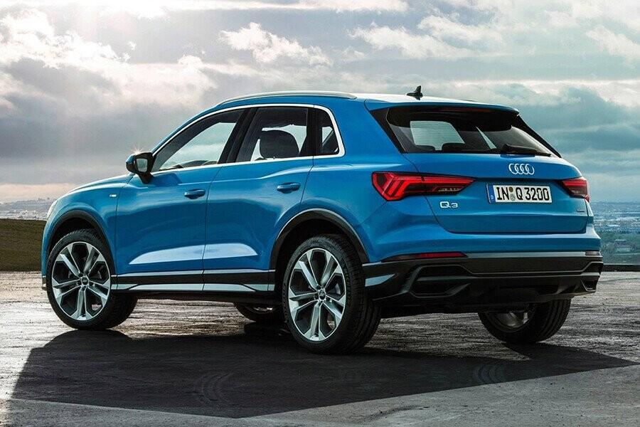 Ngoại Thất Audi Q3 - Hình 4