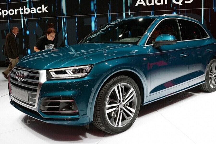 Ngoại Thất Audi Q5 - Hình 1