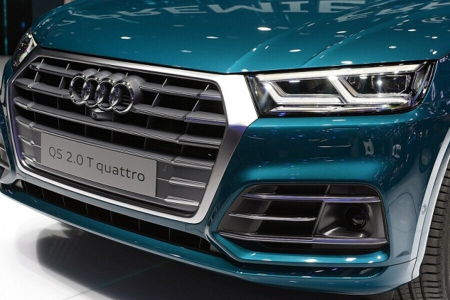 Ngoại Thất Audi Q5 - Hình 2