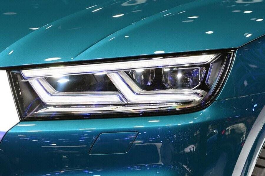 Ngoại Thất Audi Q5 - Hình 3