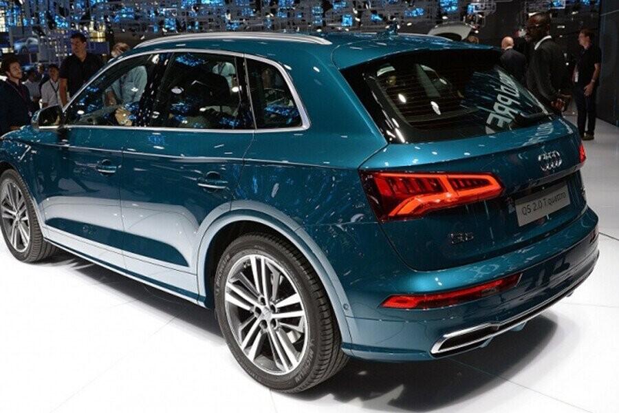 Ngoại Thất Audi Q5 - Hình 5