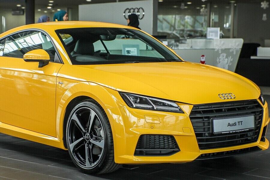 Ngoai Thất Audi TT - Hình 1