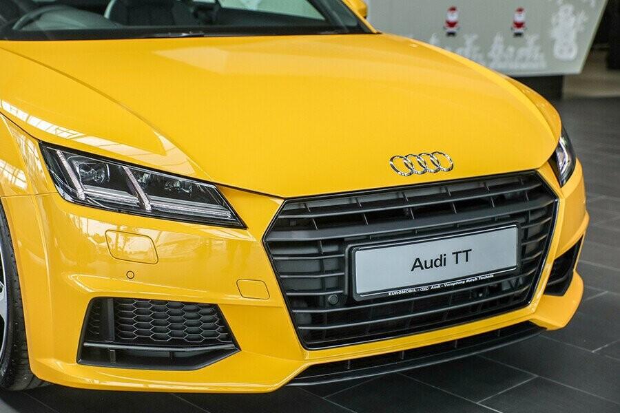 Ngoai Thất Audi TT - Hình 2