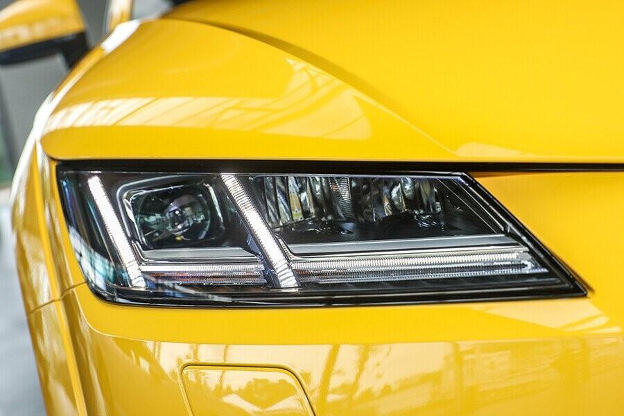 Ngoai Thất Audi TT - Hình 3